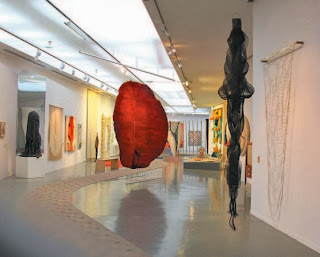 Arte textil, una mirada contemporanea en el Museo de Arte Moderno de Paris