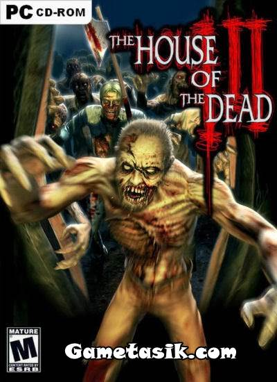Download Game House Of Dead 3 [Horror Zombie] PC