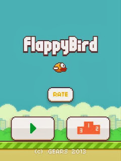 Free download game FlappyBird for Android .APK FUll data