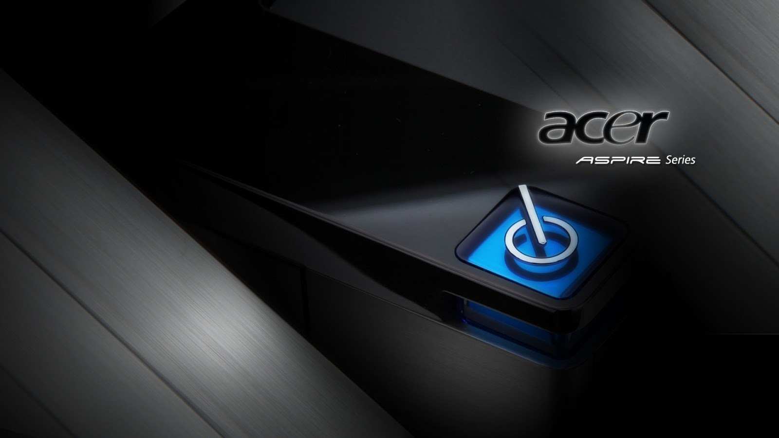 Acer Power On Blue