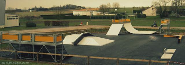 Skatepark Beaune la rolande