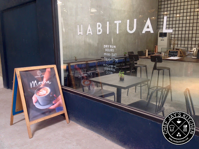 Habitual Coffee: Where You'll Find the Best AeroPress Hand Brewed Coffee in Metro Manila