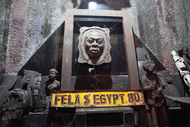 Fela's pantheon