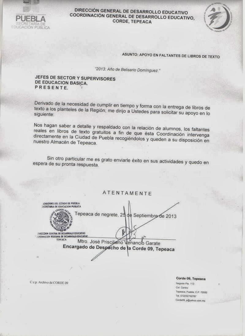 Escuelas Secundarias Tecnicas de Puebla: 2013