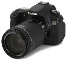 Foto Canon EOS 60D Review Spesifikasi Kamera Terbaru