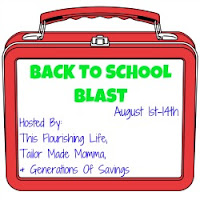 maegal back to school blast
