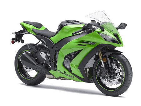 What is Your Car and Motorcycle  2011 Kawasaki Ninja ZX 10R ABS
