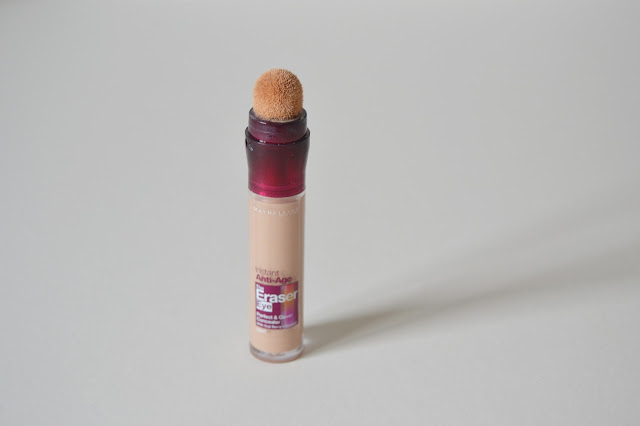 Maybelline The Eraser Eye Concealer Review | Beauty and The Boy - Scottish Beauty Blog