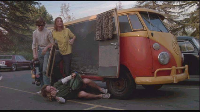 Fast Times at Ridgemont High stoner van
