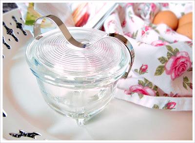 Eierkocher aus Glas