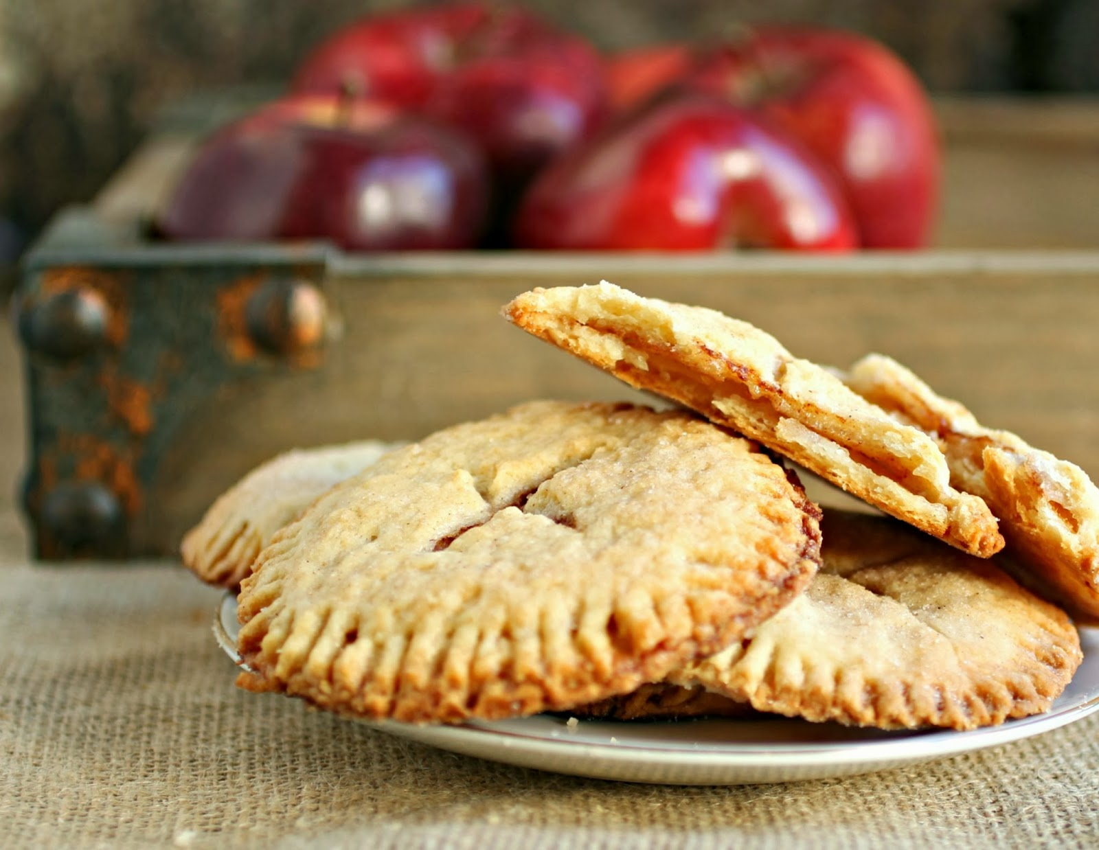 Hungry Couple: Apple Pie Cookies