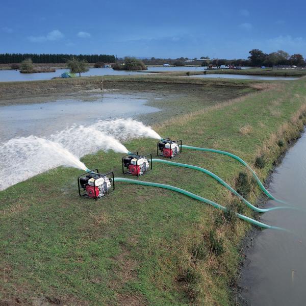 Soluciones en agua y energia bomba de agua autocebante - Bombas de achique de agua ...