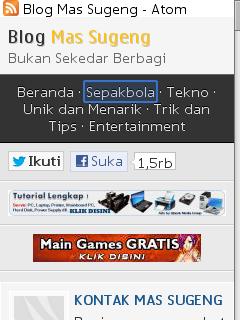 Download Template Premium Mas Sugeng