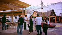 La Cámpora Escobar: mesas de difusión