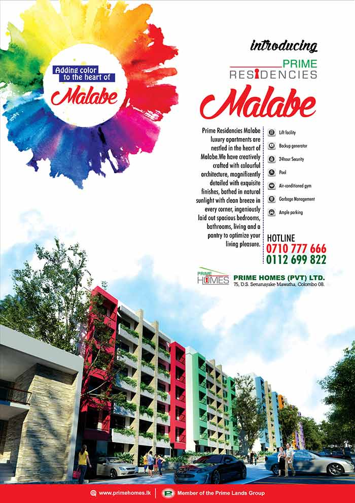 """Prime Homes, which is also known as Prime Residencies started its journey giving priority to condominium apartment projects. Carrying the theme """"affordable Luxury"""" Prime Residencies has been able to fulfill most of the citizen's need of shelter by giving them the best Home in Colombo and Suburbs."""