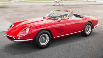 $27 million Ferrari
