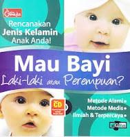 AJIBAYUSTORE Judul Buku : Rencanakan Jenis Kelamin Anak Anda! Mau Bayi Laki-laki atau Perempuan? Pengarang : Sigma Penerbit : G-Media
