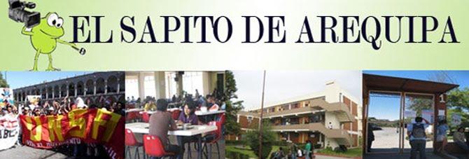 EL SAPITO DE AREQUIPA