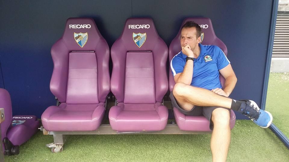 Malaga bench