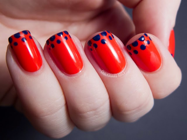 Top 5 Cool Nail Designs Easy To Do At Home ~ Nail Art Designs For