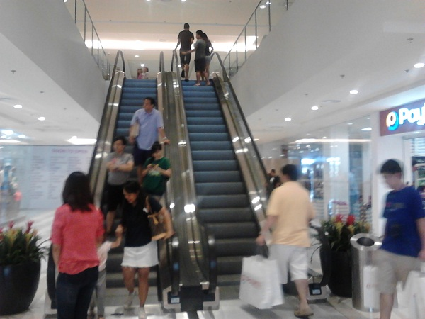 District Mall Cavite near Amaia Scapes Cavite