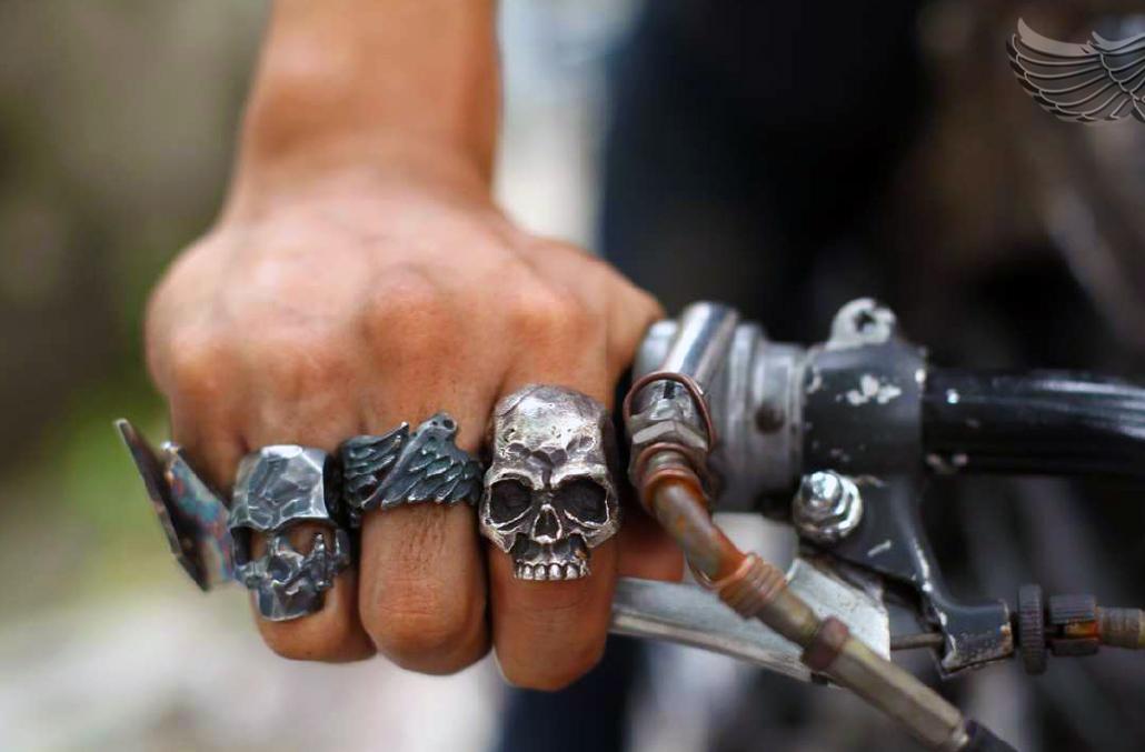 13 lucky monkey rings