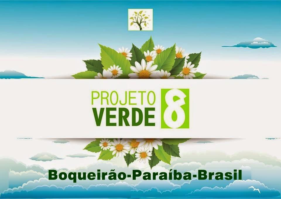 Projeto 8 Verdes