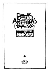 """POETAS ARGENTINAS (1940-1960)"""