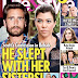 .Scott Disick supposedly had a three-some with Khloe & Kylie