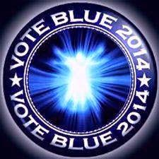 Vote Blue!