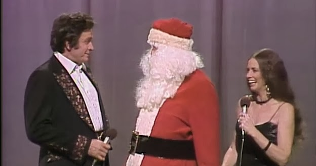 At The Drive In: Johnny Cash Christmas Special 1978