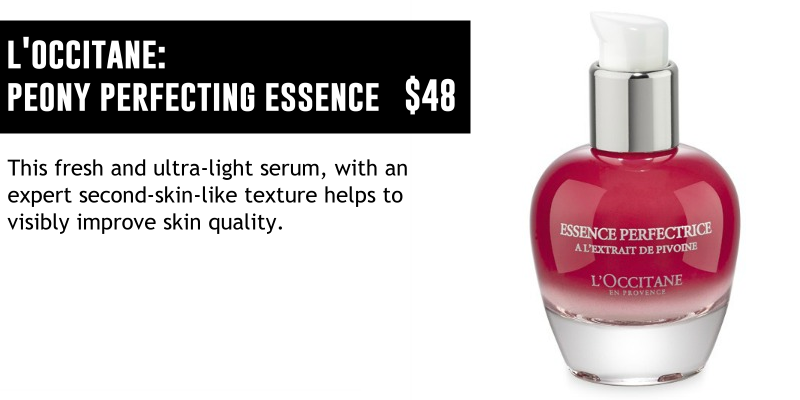 L'OCCITANE PEONY PERFECTING ESSENCE