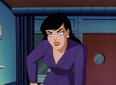 Superman the Animated Series Lois Lane