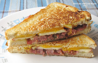 Bacon and Apple Grilled Cheese Sandwich