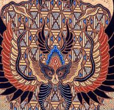 Batik Surakarta: Sawat/Lar