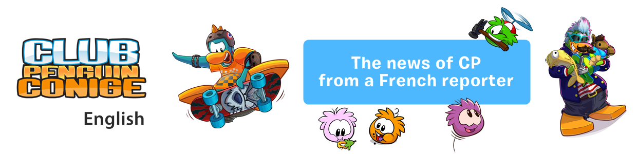 Club Penguin Conige ENGLISH