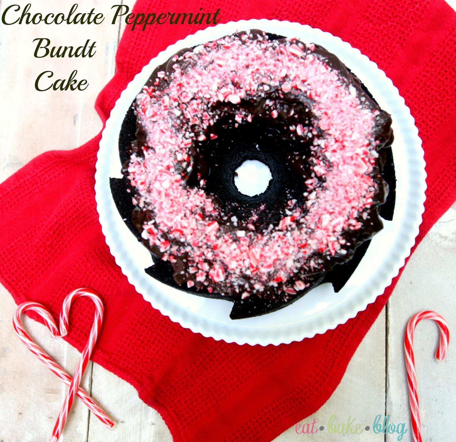 ... cake recipe Christmas bundt cake recipe chocolate peppermint cake