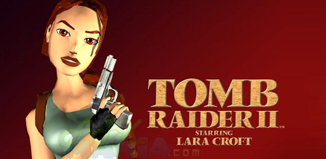 Download Tomb Raider II Apk + Data Torrent