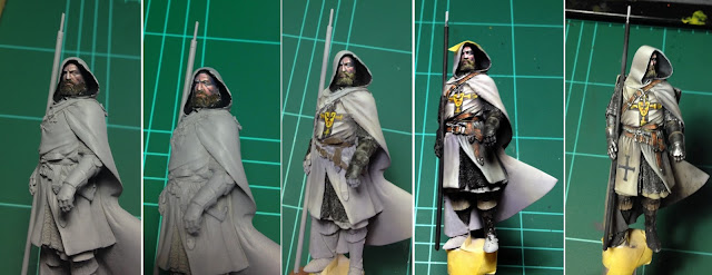 Teutonic Knight XIV C. por Rafa Coll