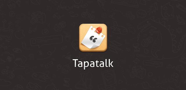 تحديث متصفح المنتديات Tapatalk Pro v4.4.10