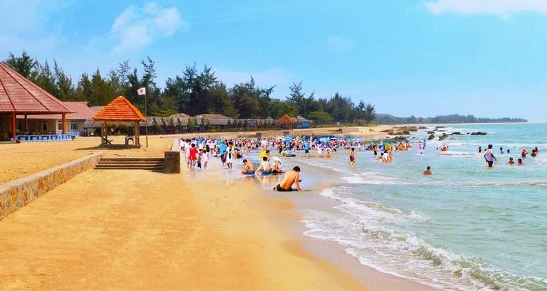 Khu du lịch biển Hồ Cốc Vũng Tàu 2