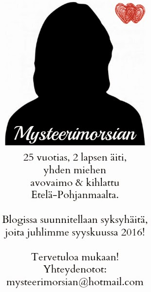 Kuka on mysteerimorsian?