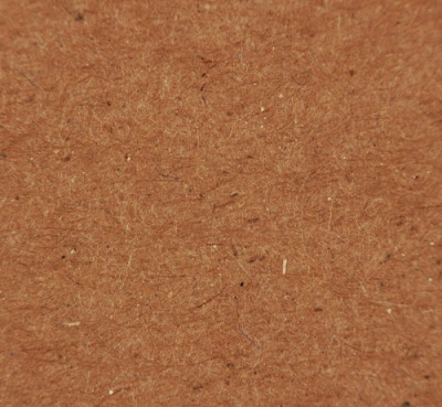 kraft paper : material for art recommendation paper