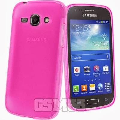 Coque avec ports dégagés pour Samsung Galaxy Ace 3 S7270