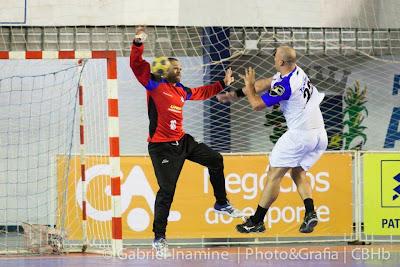 Semifinales liga nacional brasileña | Mundo Handball