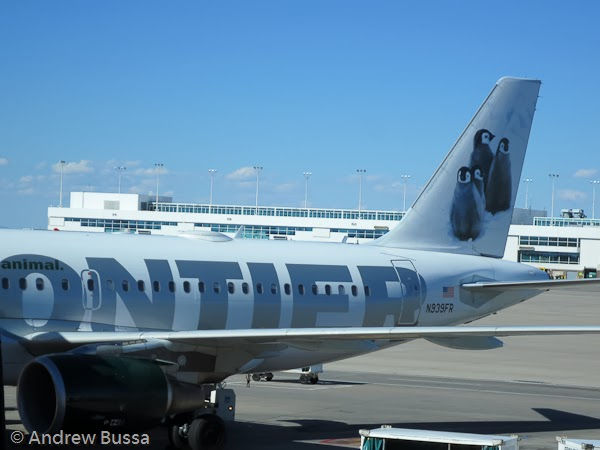frontier a319 at denver frontier airlines will offer a 15