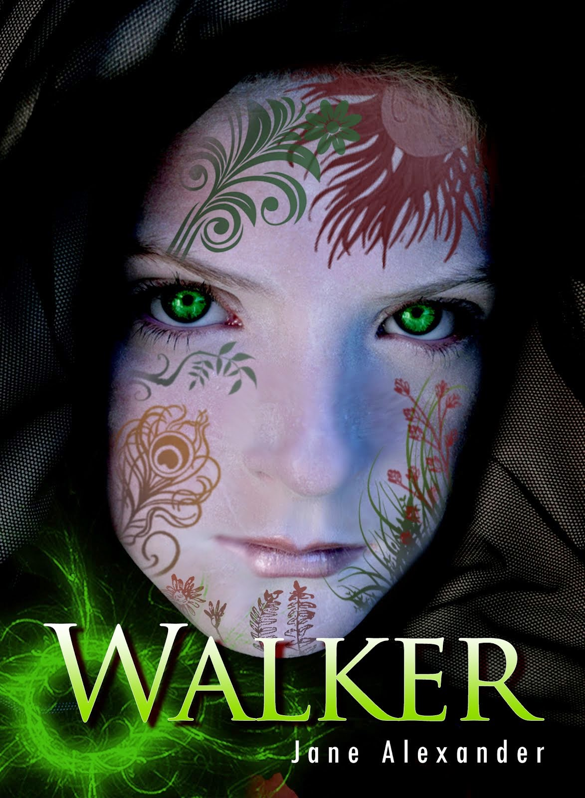 Walker - a shamanic novel of Exmoor