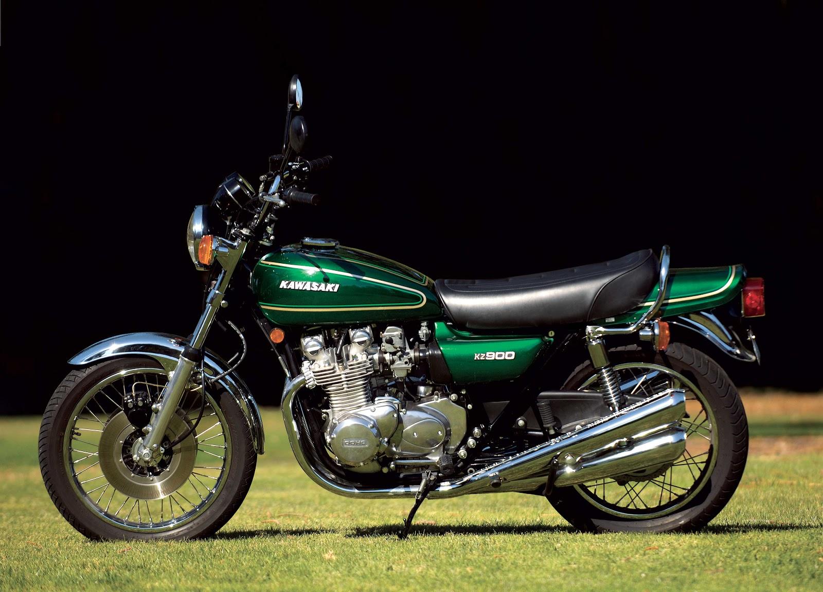 Kawasaki Kz Ltd Nada