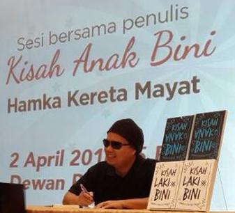 Kursus tulis Buku