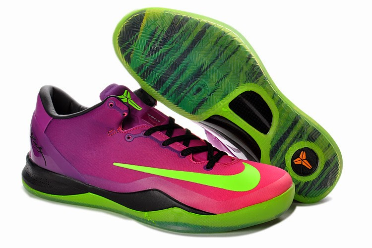 Purchase 2012 Nike Zoom Kobe Vii Red Green Yellow White Men